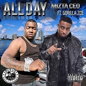 All Day (feat. Gorilla Zoe) - Single [Explicit]