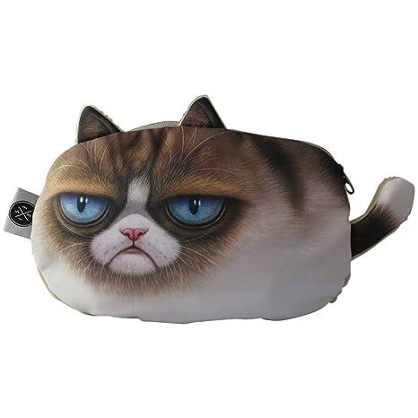 Amazon.com: Lindo gato funda.: Office Products