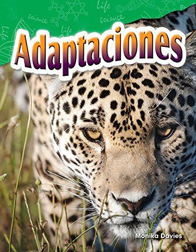 Download Adaptaciones (Adaptations) (Spanish Version) (Ciencias Naturales: Science Readers: Content and Literacy) (Spanish Edition) pdf epub