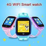 Reloj inteligente para niños Nuevo 4G Posicionamiento GPS + WIFI El video Llamar Impermeable…