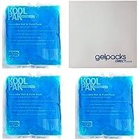 Koolpak - Pack de 3 bolsas de frío