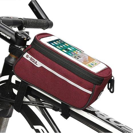 Bolsa Herramientas Bicicleta,Sunzit Bolsa Bicicleta Impermeable ...
