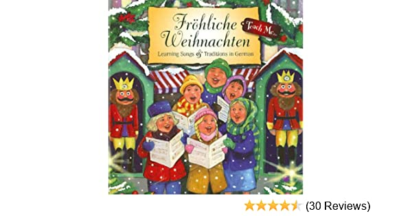 9e4ff0da0c Amazon.com  Teach Me Fröhliche Weihnachten  Learning Songs and Traditions  in German (Audible Audio Edition)  Linda Rauenhorst