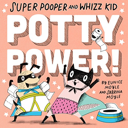 Super Pooper and Whizz Kid: Potty Power! (A Hello!Lucky Book) (English Edition)