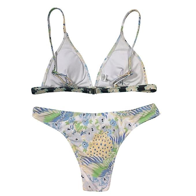 Ropa de baño Traje De Baño Push up Bikini Sexy Mujer, FAMILIZO Push up Bra Bikini Verano Trajes de baño Tops y Braguitas Bikinis Conjuntos Bikini Mujer ...