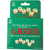 Goliath CAA1753 Crown & Andrews Greed Board Game