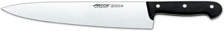 Arcos Universal - Cuchillo de cocinero, 300 mm (estuche)