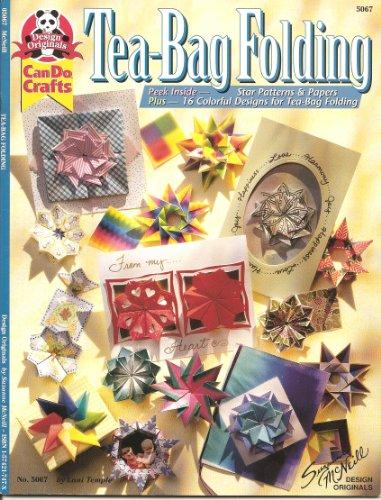 Tea Bag Folding Designs - 1