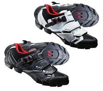 Zapatos MTB Shimano M088 Blanco Negro 2013: Amazon.es: Deportes y aire libre