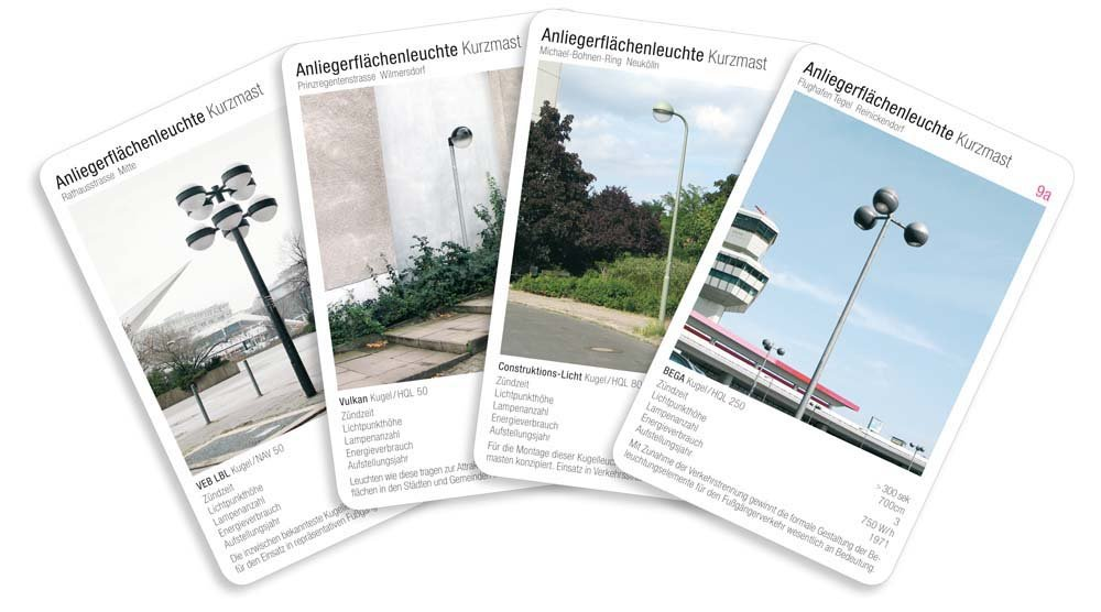 Stadtbeleuchtung. Berliner Lichtelemente.: 9783869222257: Amazon.com: Books