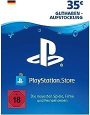 PSN Card-Aufstockung | 35 EUR | deutsches Konto | PSN Download Code