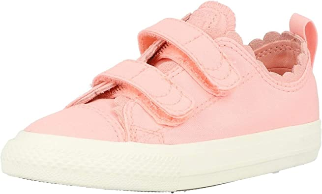 Converse Chuck Taylor All Star 2V Frilly Thrills Ox Corail