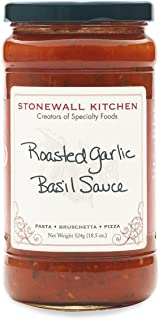 product image for Stonewall Kitchen Roasted Garlic Basil Sauce, 18.5 Ounces
