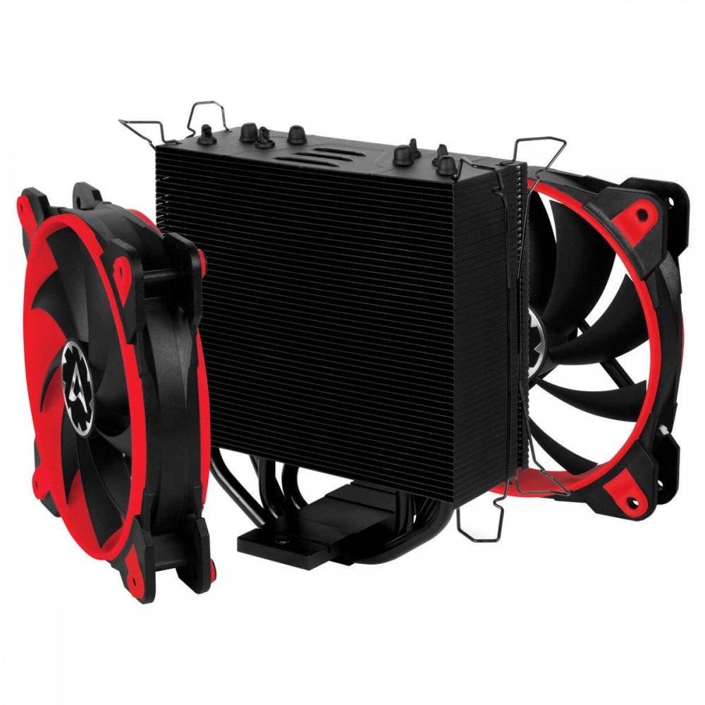 Ventilateur PWM 120 mm Hautes Performances Blanc Refroidisseur CPU Push-Pull de 200 /à 2100 tr//min Dissipation de Chaleur ARCTIC Freezer 34 eSports Moteur Silencieux