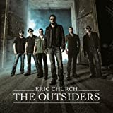The Outsiders by Eric Church [Music CD]