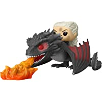 Funko Pop Rides: Game of Thrones Daenerys On Fiery Drogon