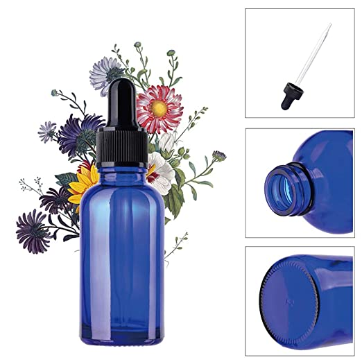 YSoutstripdu Botella De Vidrio Vacía Sin Plomo Reutilizable ...