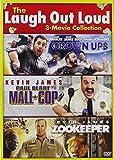 Grown Ups (2010) / Paul Blart: Mall Cop / Zookeeper