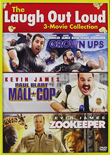 Grown Ups (2010) / Paul Blart: Mall Cop / - Rapids Mall