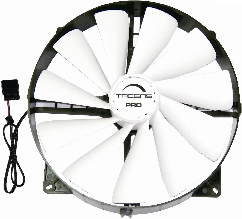 Tacens 3 Aura Pro25 - Ventilador 25X25 16Db 133Cfm, Fluxus Pro ...