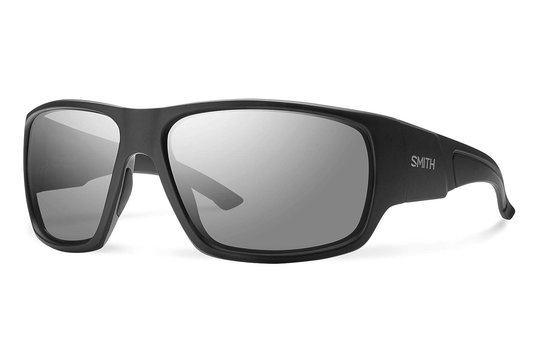 c27d3516a0 Amazon.com  Smith Optics Elite Dragstrip Polarized Elite Ballistic  Sunglasses