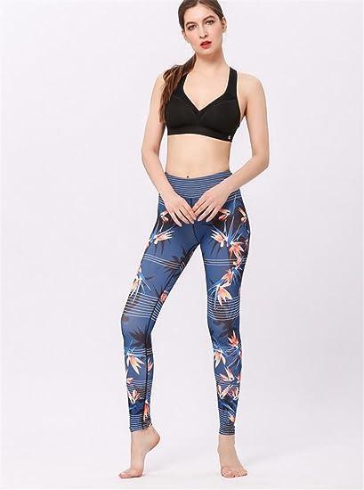 Amazon.com : LUCKY-U Yoga Pants, Womens Yoga Leggings ...