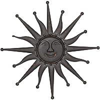 aubaho Sun decoración de la Pared de 60