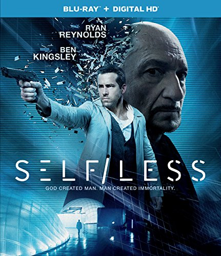 Selfless (Blu-ray + Digital HD)