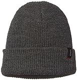 Brixton Men's Heist Beanie Hat, Old Heather grey, One Size