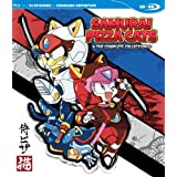 Samurai Pizza Cats Complete Series SD-BD [Blu-ray]