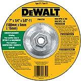 DEWALT DW4759 7-Inch by 1/4-Inch by 5/8-Inch -11 Concrete/Masonry Grinding Wheel