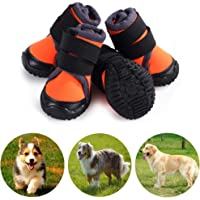 Petilleur Breathable Dog Hiking Shoes for Hot   Sharp Pavement Pet Paws  Protector Anti-Skid 45fde5fef