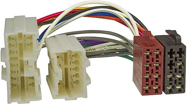 Tomzz Audio 7056 000 Radio Adapter Kabel Passend Für Elektronik