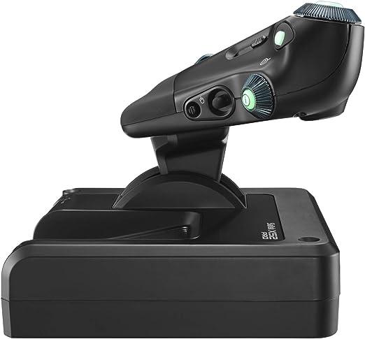 Logitech G Saitek X52 Pro Flight Control System: Amazon.co.uk: Computers & Accessories