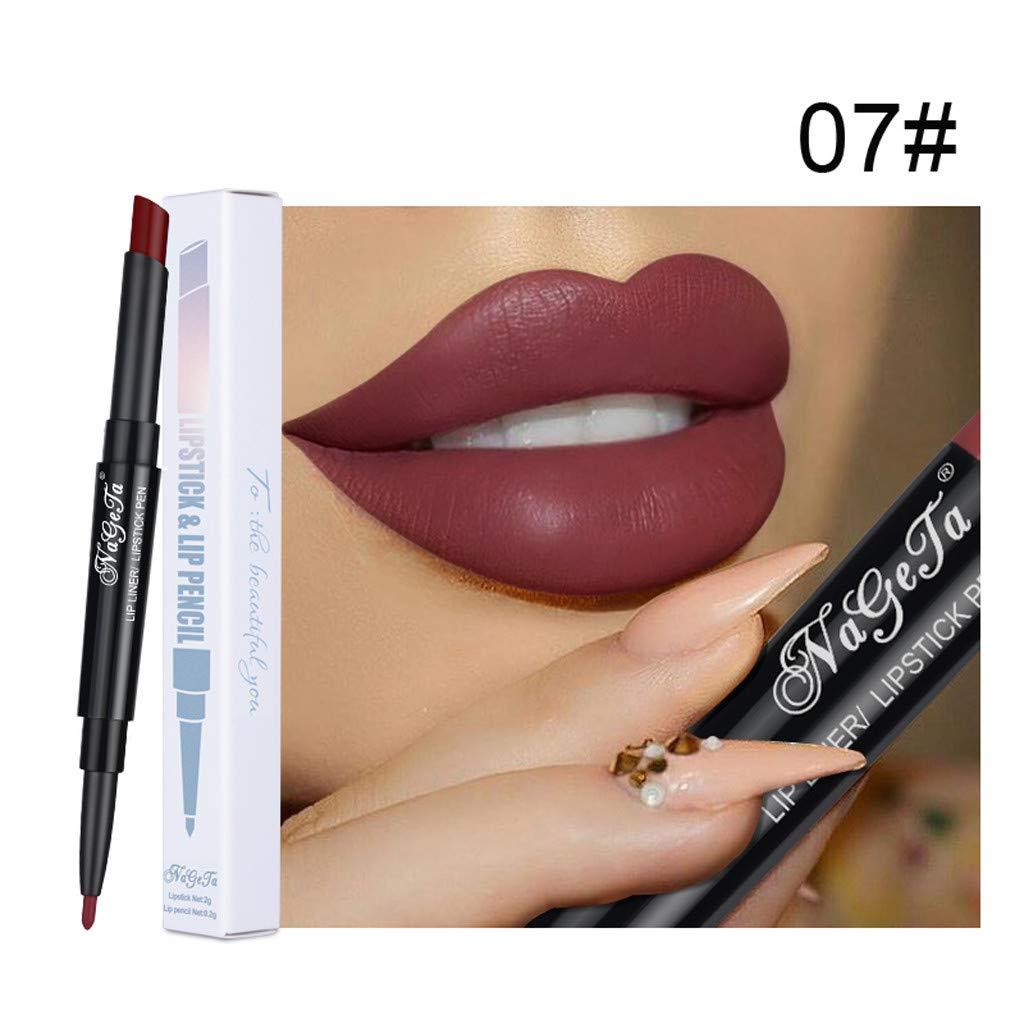 Star_wuvi Last Velvet Lip Tint Note Series, Velvet Texture Long Lasting, Reddish Brown