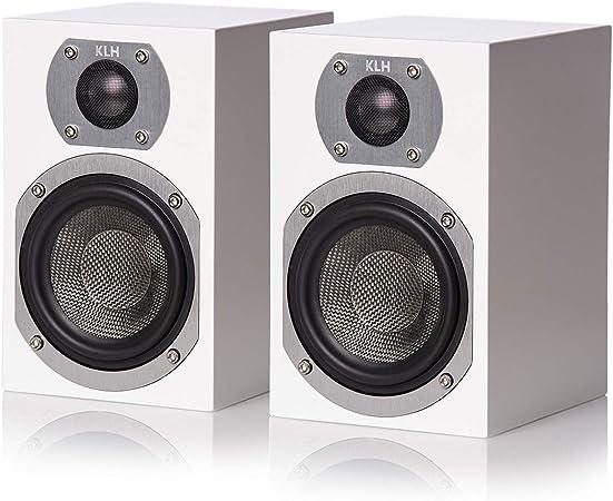 KLH Audio Ames Altavoces de estantería a 2 vias Blanco