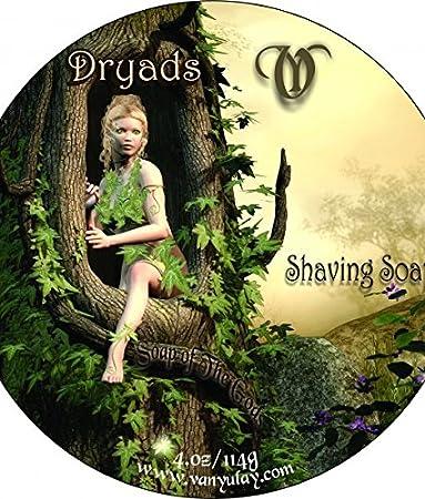 amazon com shaving soap of the gods dryads 4 oz health personal care