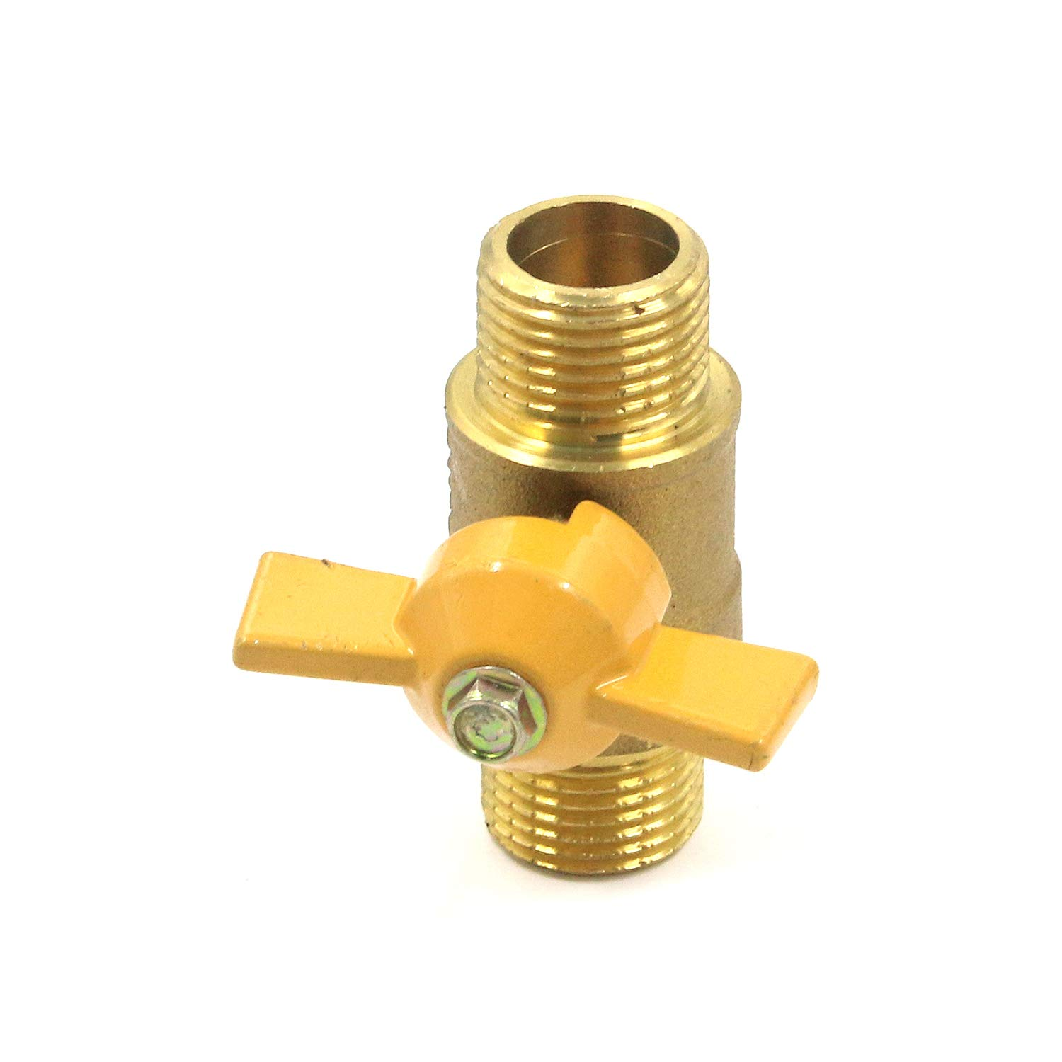 Kingston Valves 710D56S1L1-120 3//4 x 1//120 psi ASME Section VIII Steam Open Lever Silicone Disc D Orifice Brass Body and Trim Safety Valve