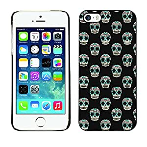 ZECASE Funda Carcasa Tapa Case Cover Para Apple iPhone 5 / 5S No.0001787