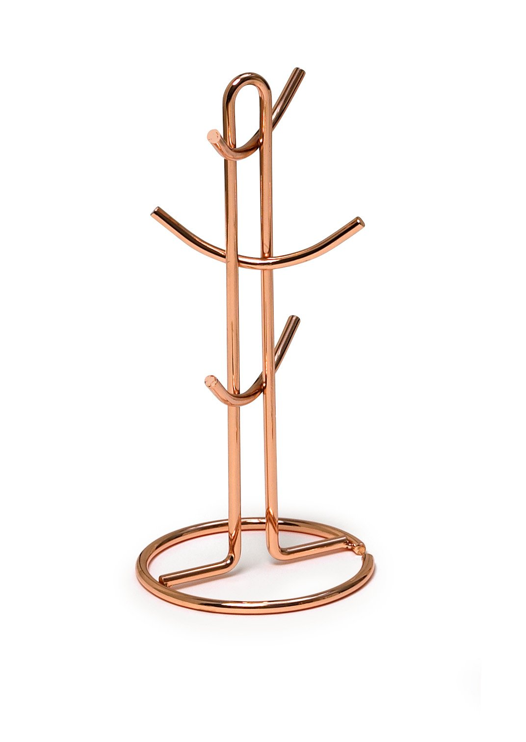 Spectrum Diversified Euro Mug Holder, Copper