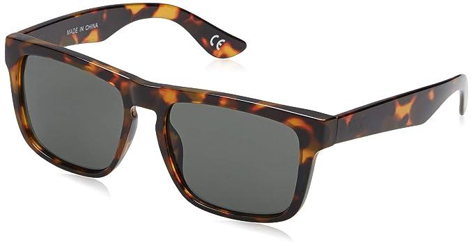 ea94f693a0 Vans Squared Off Gafas de Sol, Marrón (Cheetah Tortoise-Dark Green), 50  para Hombre: Amazon.es: Ropa y accesorios
