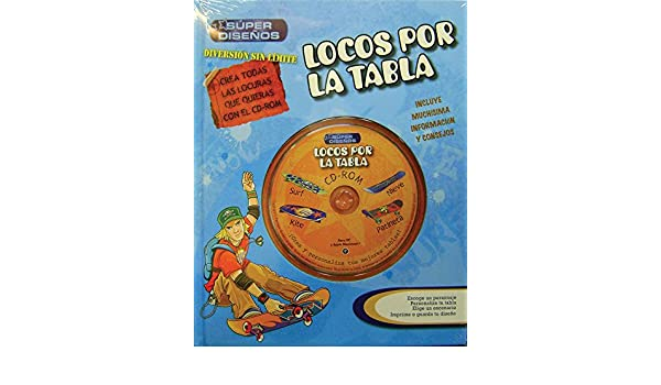 CD ROM: LOCOS POR LA TABLA: MATT CROSSICK: 9781407556444: Amazon.com: Books