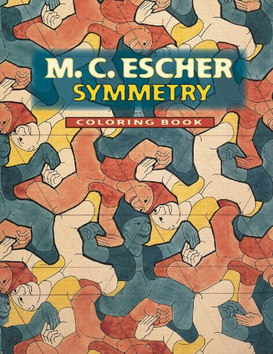 Download M. C. Escher: Symmetry Coloring Book pdf epub