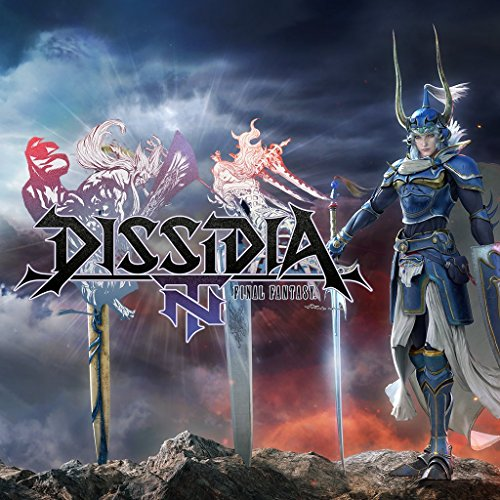 Dissidia Final Fantasy NT Digital Deluxe - PS4 [Digital Code]