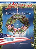 Homefront Holiday by Jillian Hart front cover