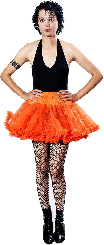 Lujo enaguas miriñaque; Perfecto adulto tutú falda de danza. tul ...