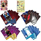 Aikatsu! Card with fashion letter SPICY AGEHA & FUTURING GIRL & LoLi GoThiC set (japan import)