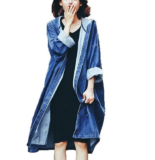 Blouson en jean vintage femme