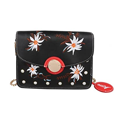 Sale Clearance Women Handbags Halijack Ladies Vintage Print Chains PU  Leather Shoulder Bag College Girl Casual c215733cf08cc