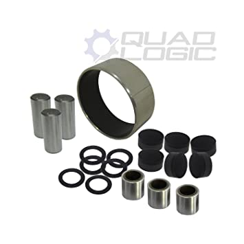 Polaris RZR 570 800 900 Primary Clutch Rebuild Kit- Bushing, Pins, Buttons,